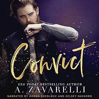 Convict (A Dark Romance) cover art