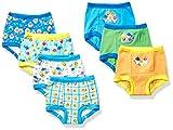 Baby Shark Baby Potty Training Pant Multipacks, Blue 7pk, 3T