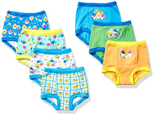 Baby Shark Potty Training Pant Multipacks