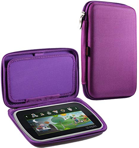 Navitech Hard Purple Eva Case Cover Compatible With The Acer Iconia One 7 B1-780