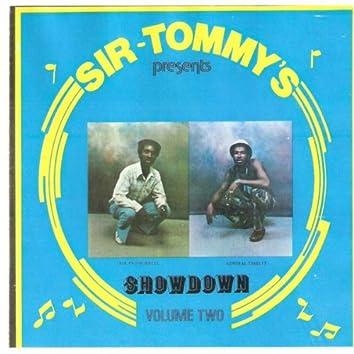 Sir Tommy's Presents Showdown Vol. 2