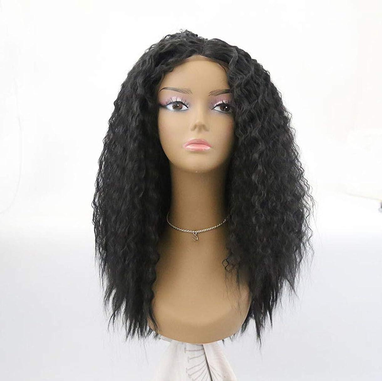 ダーツ滑る汚染する女性かつら合成ブラジルのレースフロント人間の髪の毛のかつらremy髪の前摘み取ら漂白ノット