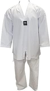 taekwondo uniform sizes