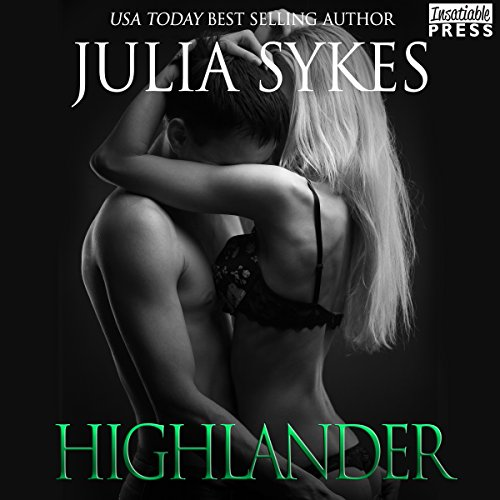Highlander Audiobook By Julia Sykes cover art