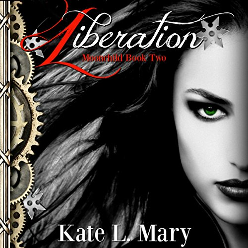 Liberation: Moonchild Book Two audiobook cover art