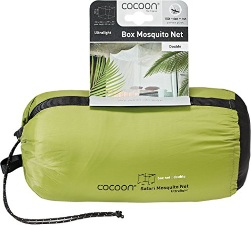 Cocoon Mosquito Box Net Ultralight, Double 200x200 cm, White