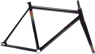 The Undefeated II - Black Prism Edition Frame & Fork Set 52cm