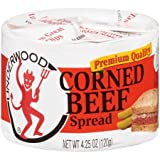 Underwood Corned Beef Spread 4.25 oz. Can - Pack of 2