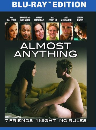 ALMOST ANYTHING - ALMOST ANYTHING (1 Blu-ray)