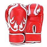 Pwshymi Guante de Entrenamiento de Boxeo Target Glove para Adolescentes Adultos para niños Ejercicio