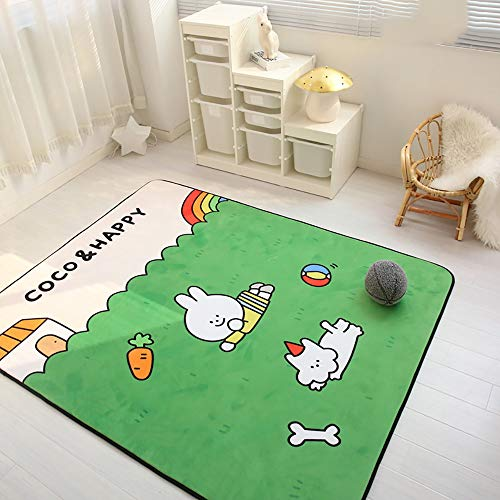 Learn More About BZZBZZ Children Play Mat,Velvet Slow Rebound Thickening Baby Crawling Mat,Baby Todd...