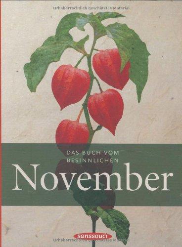 Das Buch vom besinnlichen November