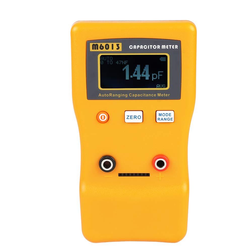 Digital Multimeter 128 64 LCD Diaplay Digital Capacitor Tester 0
