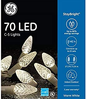 Best ge energy smart led c5 christmas lights Reviews