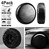 Best Tire Covers - Aebitsry Tire Covers for RV Wheel, (4 Pack) Review