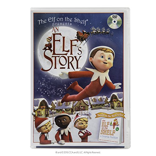 The Elf on the Shelf An Elf's Story: DVD