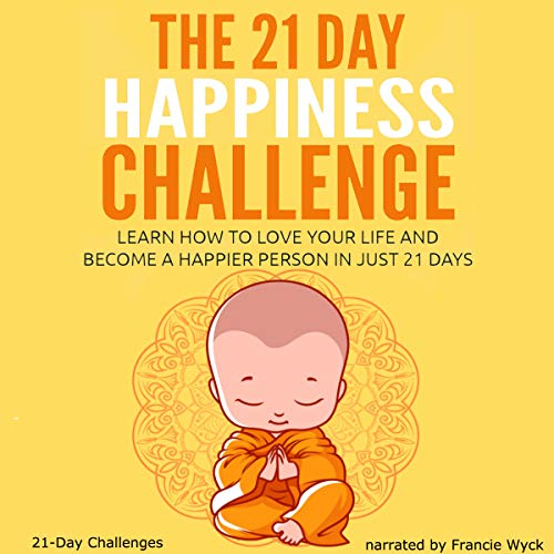 The 21 Day Happiness Challenge, Volume 5 cover art