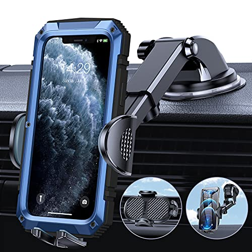 TORRAS Cell Phone Holder for Car [Thick Case & Heavy Phone Friendly] 3...