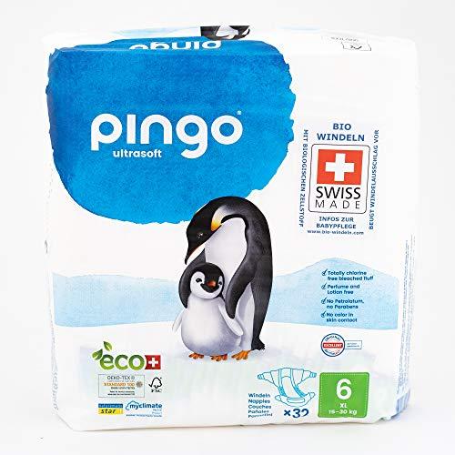 Pingo Ultra Soft Size 6 (16-30 kg)