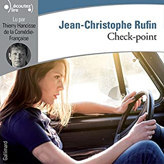 Check-point cover art
