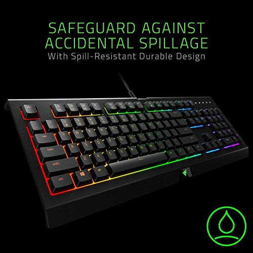 Razer Cynosa Chroma Multi-Color Gaming Keyboard (ITA Layout - QWERTY)
