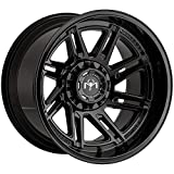 Motiv Offroad 425B Milenium 17x9 6x135/6x5.5' +0mm Gloss Black Wheel Rim