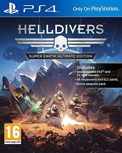Helldivers : super-earth – Ultimate Edition