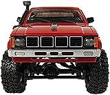 2,4 GHz de 4 ruedas motrices al aire libre remoto Escalada Escalada de juguete RC automóviles de juguete Off-Road Escalada de control del coche de los niños del coche eléctrico chica de gran tamaño Ra