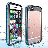 iPhone 6S Plus/6 Plus Waterproof Case, EFFUN...