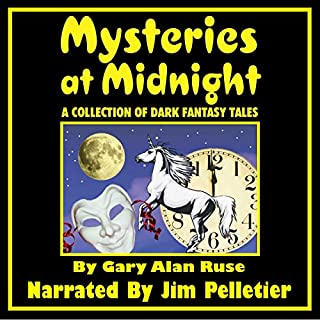 Mysteries at Midnight                   By:                                                                                                                                 Gary Alan Ruse                               Narrated by:                                                                                                                                 Jim Pelletier                      Length: 7 hrs and 38 mins     1 rating     Overall 5.0