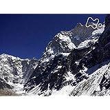 (3)「ジャヌー 神のすむ大岩壁」