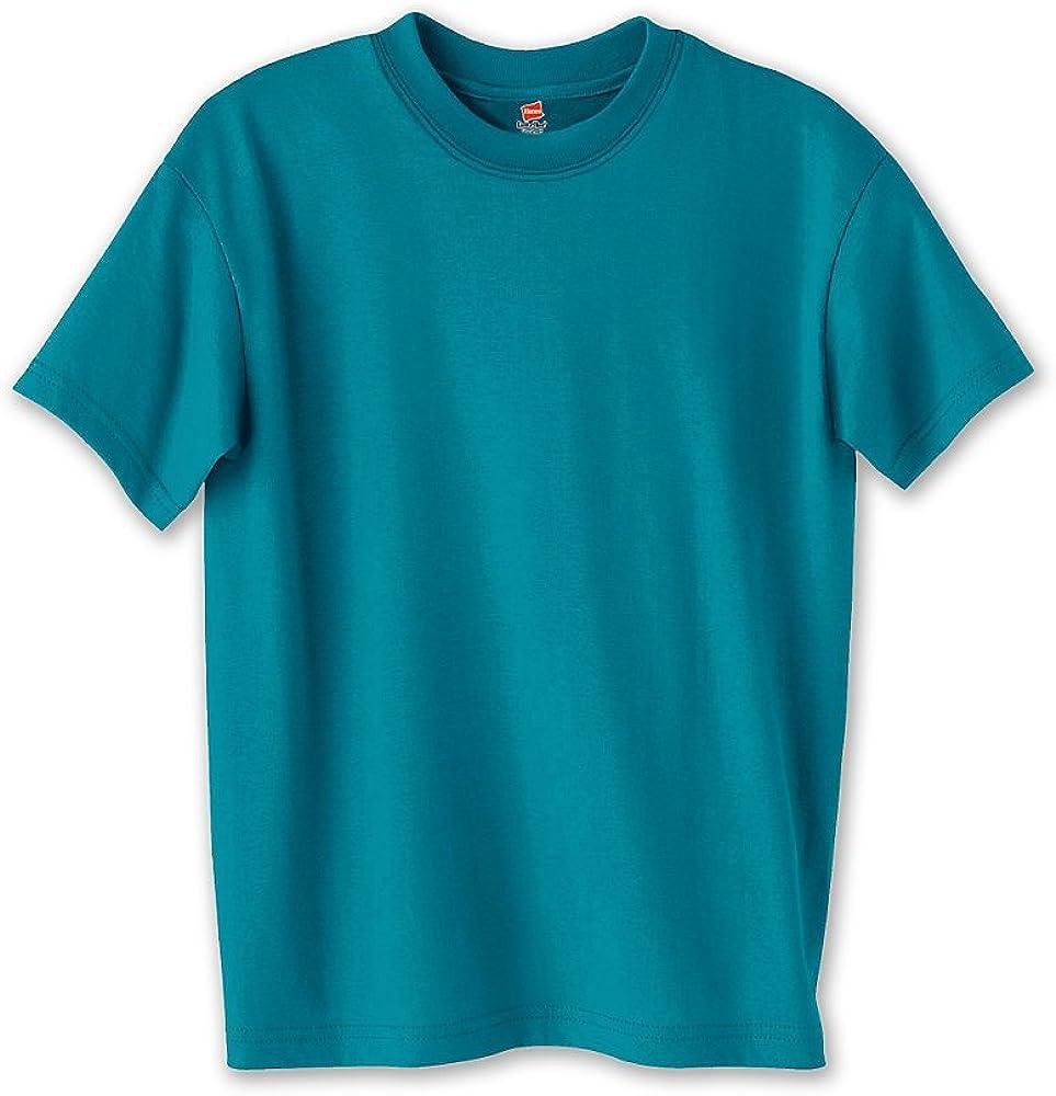 Hanes Youth 5.2 oz. 50/50 ComfortBlend EcoSmart T-Shirt
