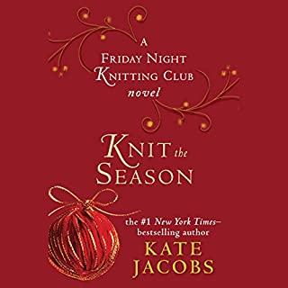 Knit the Season audiobook cover art