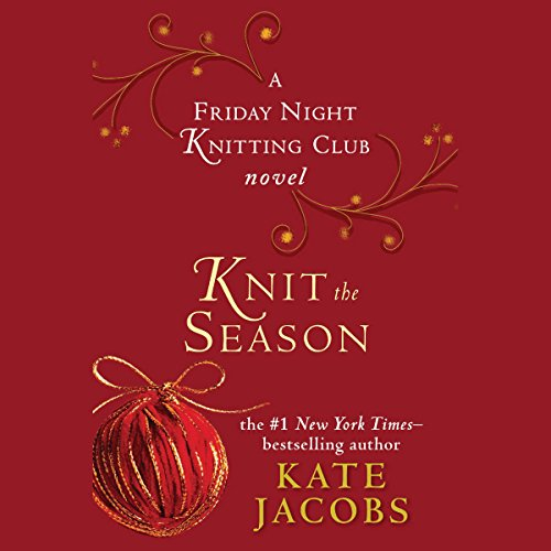 Knit the Season     A Friday Night Knitting Club Novel              Written by:                                                                                                                                 Kate Jacobs                               Narrated by:                                                                                                                                 Carrington MacDuffie                      Length: 7 hrs and 17 mins     1 rating     Overall 5.0