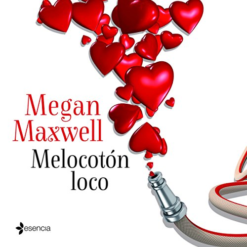 Melocotón loco audiobook cover art