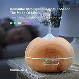 Zoom IMG-1 sgsd umidificatore per aromaterapia venatura