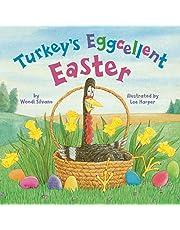 Turkey's Eggcellent Easter: 4 (Turkey Trouble, 4)