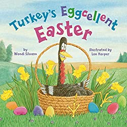 Easter books, turkey's eggcellent easter easter books