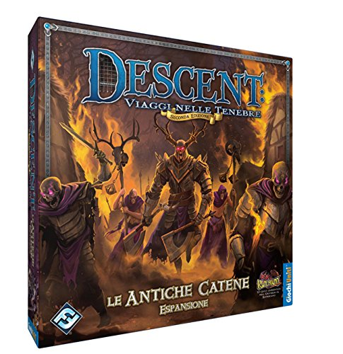 Giochi Uniti gu559 - Runebound Descent Second Edition - The Ancient Chains