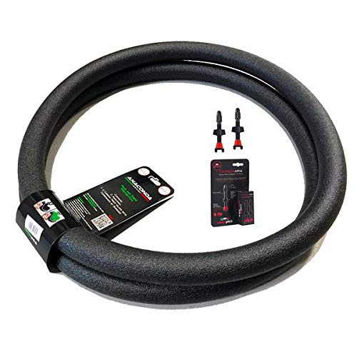 Barbieri AN/29S - Protectores de neumáticos para Adultos, Color Negro