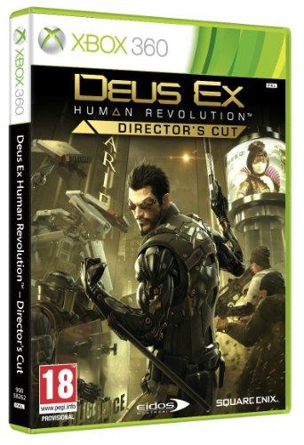 Bester der welt Deus Ex: Human Revolution-Director's Cut (Xbox 360) [UK IMPORT]