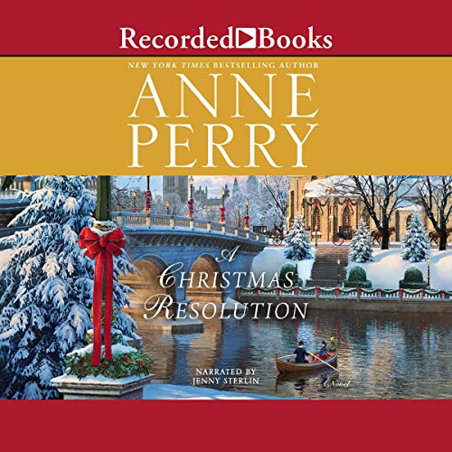 A Christmas Resolution Audiobook By Anne Perry cover art