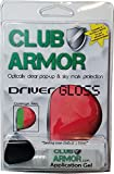 Club Armor Driver, Gloss - Pop-Up and Sky Mark Protection (2 Pack)