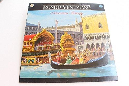 Unbekannt Rondo Veniziano MisteriosaVenezia Baby Records 208 616 1987 LP Vinyl