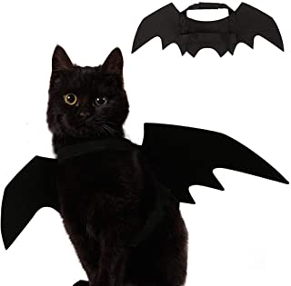 Ehdching Cat Costume Halloween Wings