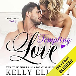 Tempting Love audiobook cover art