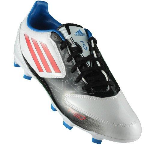 adidas F10 TRX FG junior WEISS V24797 Grösse: 36 2/3