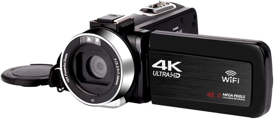 LSDZTXQ Video Camera 4K Camcorder Zoom Handycam 48MP Regular discount Digital Fresno Mall 16X