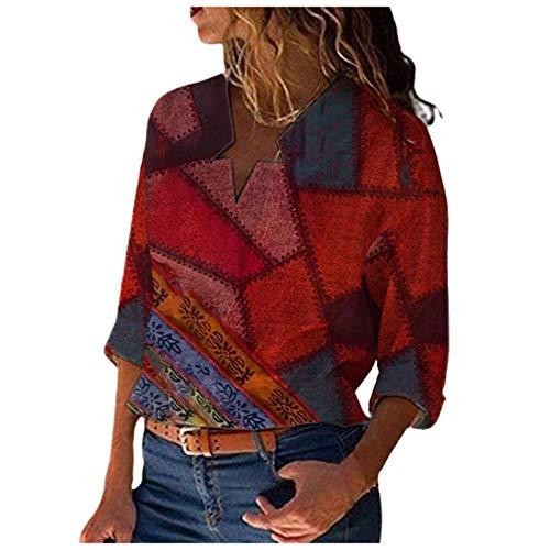 Sudaderas con capucha para tirar de la capucha, para que sufra una capa de varias capas y para que te sientas bien. rojo M