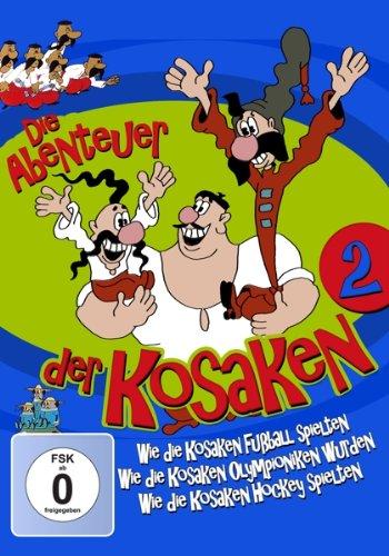 Die Abenteuer der Kosaken - Vol. 2